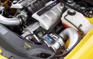 GTO - Full System - Procharger - 2006 to 2005 GTO  LS2 High Output Intercooled System with P-1SC-1