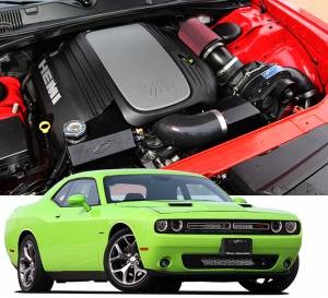 Procharger - 2019 to 2015 CHALLENGER  5.7 High Output Intercooled Tuner Kit with P-1SC-1 - Image 2