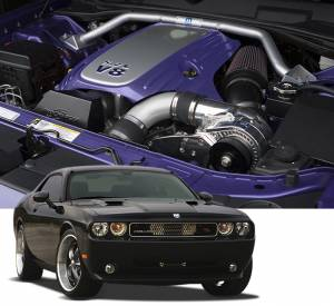 Procharger - 2010 to 2008 CHALLENGER R/T 5.7 High Output Intercooled Tuner Kit with P-1SC-1 - Image 2