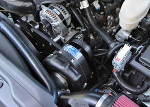 Truck - Full System - Procharger - 2018 to 2015 GM TRUCK 2500 6 High Output Intercooled Systems with P-1SC-1