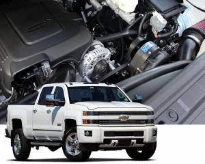 Procharger - 2018 to 2015 GM TRUCK 2500 6 High Output Intercooled Systems with P-1SC-1 - Image 2