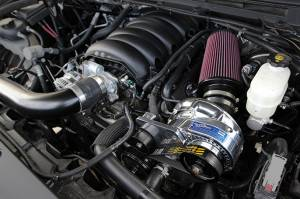 Truck/SUV - Full System - Procharger - 2018 to 2014 GM TRUCK 1500 5.3 Stage II Intercooled System w/ P-1SC-1 (dedicated drive)