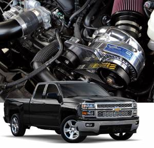 Procharger - 2018 to 2014 GM TRUCK 1500 5.3 Stage II Intercooled System w/ P-1SC-1 (dedicated drive) - Image 2