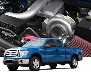 Procharger - 2010 to 2009 FORD F-150  5.4 3V High Output Intercooled System with P-1SC-1 (F-150) - Image 2