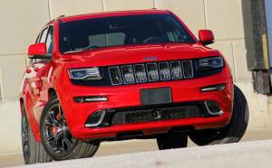 GRAND CHEROKEE - Full System - Procharger - 2018 to 2012 JEEP GRAND CHEROKEE STR 6.4 High Output Intercooled System with P-1SC-1
