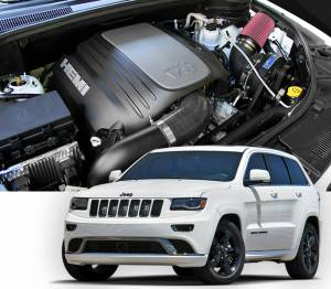 Procharger - 2018 to 2011 JEEP GRAND CHEROKEE  5.7 High Output Intercooled Tuner Kit with P-1SC-1 - Image 1