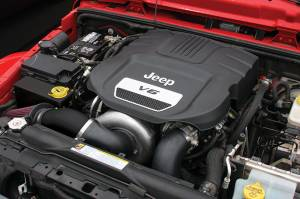 Procharger - 2018 to 2012 JEEP WRANGLER  3.6 High Output Intercooled System with P-1SC-1 - Image 2