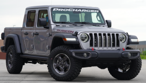 Procharger - 2020 to 2020 JEEP GLADIATOR  3.6 High Output Intercooled System with P-1SC-1 - Image 2