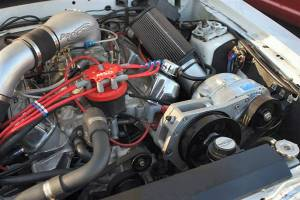 Small block - Serpentine - Procharger - Small block Ford Serpentine High Output Intercooled Kit with F-1C or F-1R (12 rib)