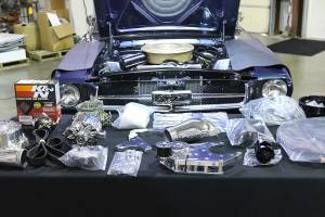 Procharger - Small Block Ford Serpentine High Output Kit with P-1SC (8 rib) - Image 2