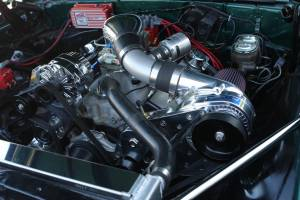 Procharger - Small Block Chevy Serpintine High Output Intercooled Kit with P-1SC (8 rib) - Image 2