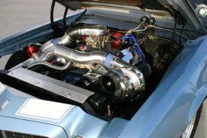 Procharger - Small Block Chevy Serpintine High Output Intercooled Kit with F-1C, F-1R (12 rib) - Image 2