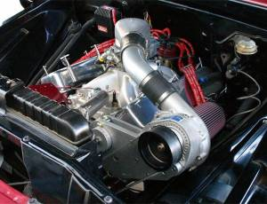 Procharger - Big Block Chevy Serpintine High Output Intercooled Kit with P-1SC (8 rib) - Image 1