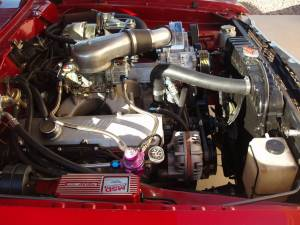 ProCharger Specialty kit by The Supercharger Store - Small Block Mopar (LA) Serpentine High Output Intercooled Kit with F-1C, F-1R (8 rib) - Image 4