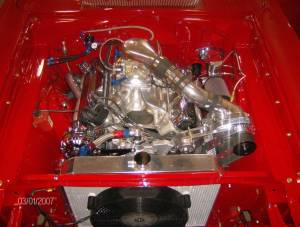 ProCharger Specialty kit by The Supercharger Store - Big Block Mopar Serpentine High Output Intercooled Kit with F-1D, F-1, F-1A (8 rib) - Image 5