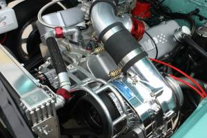 Race Setups - Belt Driven Race Setups (Cog) - Procharger - Small Block Chevy Intercooled Cog Race Kit with F-1X
