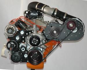 ProCharger Specialty kit by The Supercharger Store - Big Block Mopar Intercooled Cog Race Kit with F-1X - Image 3