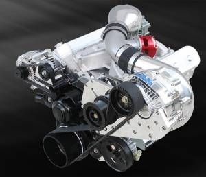 LS - Cog - Procharger - LS Chevy Cog Kit with Intercooled F-1D, F-1, or F-1A