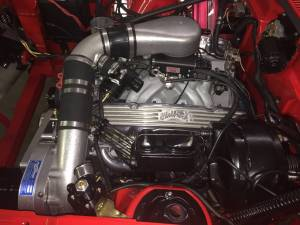 Procharger Speciality kit by The Supercharger Store - High Output with P-1SC (8 rib) - Image 1