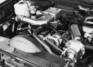 Procharger - 1995 to 1988 GM TRUCK  5.7, 7.4 High Output Intercooled System with P600B (5.7) - Image 2
