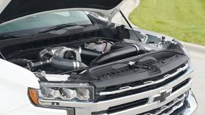 Procharger - 2019 to 2021  GM TRUCK 1500 5.3, 6.2 Stage II Intercooled Tuner Kit w/ P-1SC-1 (dedicated drive) - Image 2