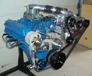 ProCharger Specialty kit by The Supercharger Store - Big Block Ford Serpentine High Output Intercooled Kit with F-1D, F-1, F-1A (8 rib) - Image 2