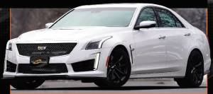 Procharger - 2019 to 2016 CADILLAC CTS-V  LT4 Stage II Intercooled Tuner Kit with D-1SC - Image 5