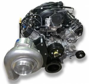 Procharger - Godzilla Engine Swap (7.3) Serpentine High Output Tuner Kit with P-1SC-1 - Image 3