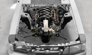 Procharger - Godzilla Engine Swap (7.3) Serpentine High Output Tuner Kit with P-1SC-1 - Image 2