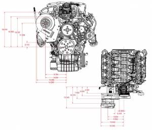Procharger - Godzilla Engine Swap (7.3) Serpentine High Output Tuner Kit with P-1SC-1 - Image 1