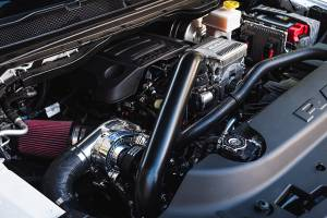 RAM - Full System - Procharger - 2021 to 2019 DODGE  RAM 1500 eTorque Stage II Intercooled System with P-1SC-1