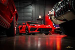 Corvette - Tuner Kit - Procharger - 2021 to 2020 CORVETTE LT2 High Output Intercooled Tuner Kit PLUS with P-1SC-1